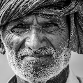 by Awais Mustafa - People Portraits of Men
