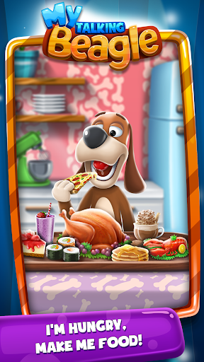 Talking Puppy Dog–Virtual Pet - screenshot