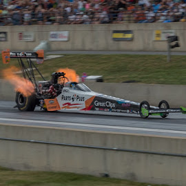 Raw Power by Curtis Lovett - Transportation Automobiles ( drag racing, mile high nationals, top fuel, 300mph, mopar nationals )