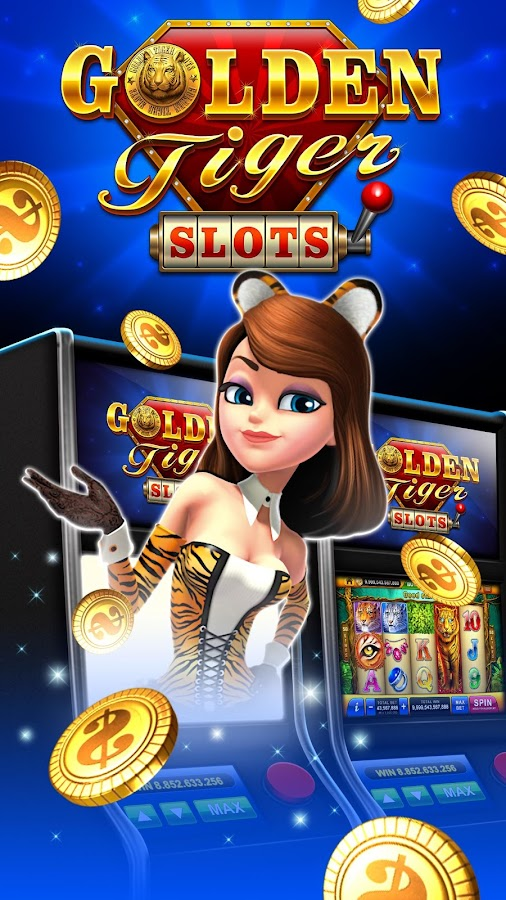 Golden Tiger Slots- free vegas Screenshot 6