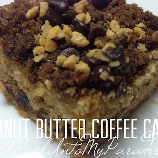 Peanut Butter Coffee Cake