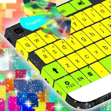 Color Matrix Keyboard