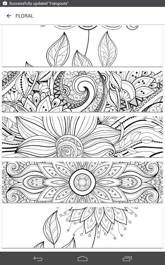 ColourGo - Coloring book Screenshot 17