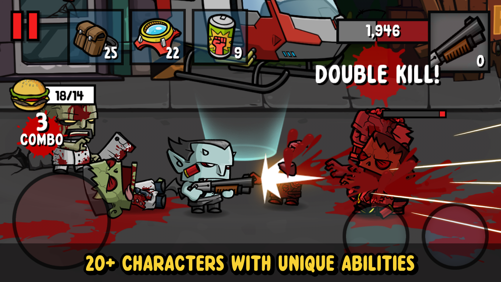 Zombie Age 3 Screenshot 11