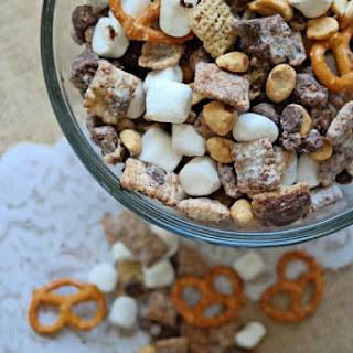 Fat Free Snack Mix Recipes