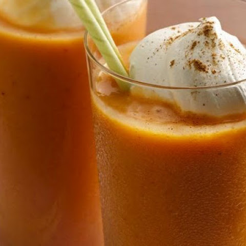 Pumpkin Pie Yogurt Smoothies