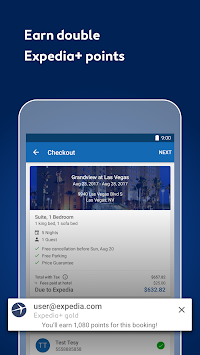Expedia Hotels, Flights & Cars APK screenshot thumbnail 5