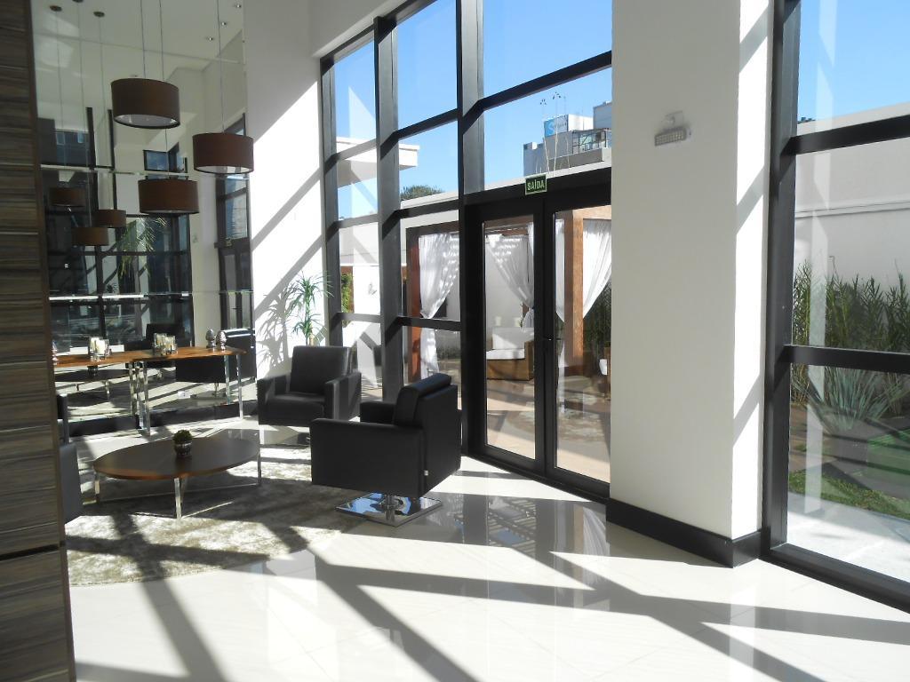 Apartamento de 1 dormitório em Centro, Curitiba - PR