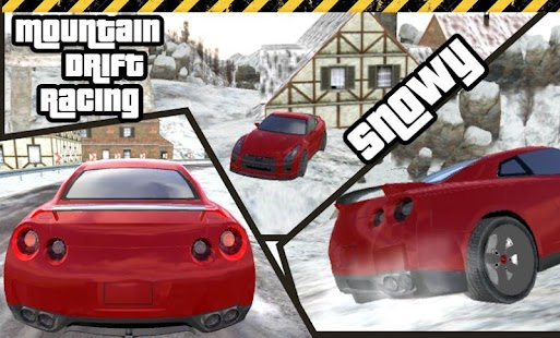 Game Mountain Drift Racing APK for Kindle