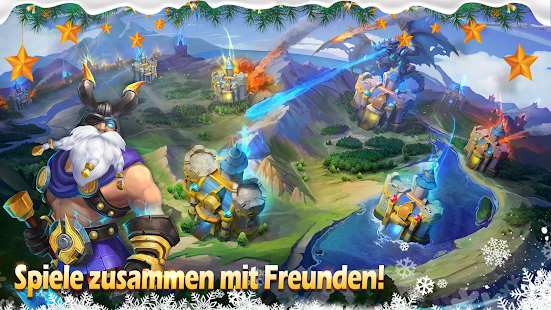 Castle Clash: Königsduell Screenshot