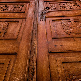 door by Eseker RI - Buildings & Architecture Architectural Detail