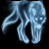 Starry wolf live wallpaper APK for Lenovo