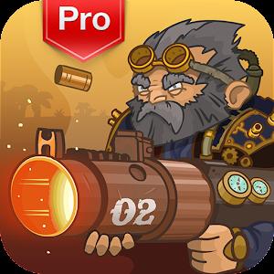 Cover art Steampunk Defense Premium