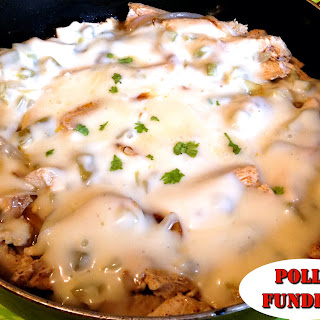 Pollo Fundido Recipes