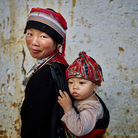 Motherhood by Fokion Zissiadis - People Portraits of Women (  )