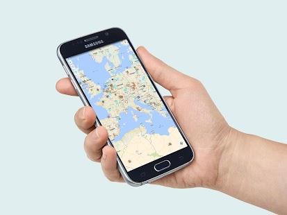 App FastPokeMap for Go APK for Windows Phone