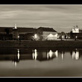 Dravska Idila by Danijel Marić - Buildings & Architecture Homes ( stari dio grada )