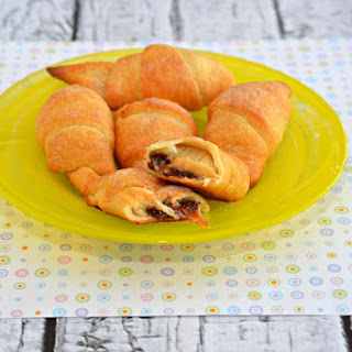 Egg Stuffed Croissant Recipes