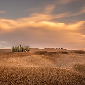 Tuscany by Ryszard Lomnicki - Landscapes Cloud Formations ( tuscany, italy,  )