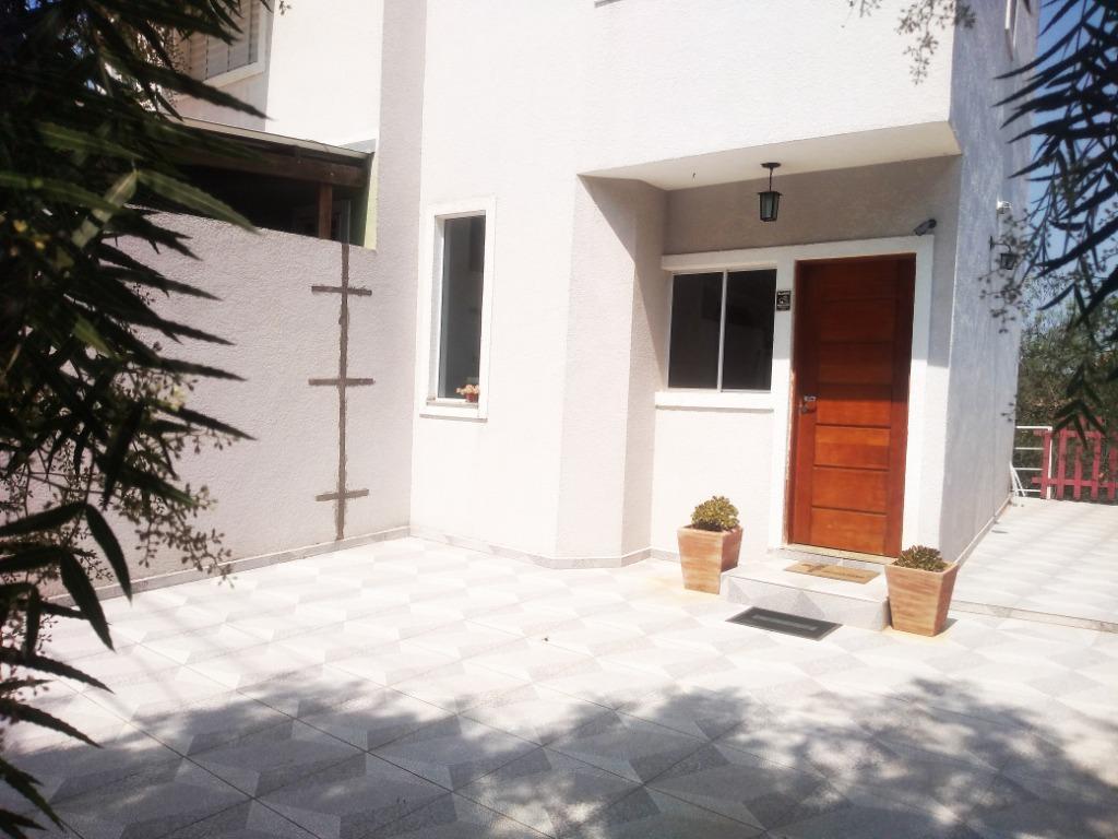 Sobrado com 2 dormitórios à venda , 62 m² por R$ 365.000 - Nova Cerejeira - Atibaia/SP