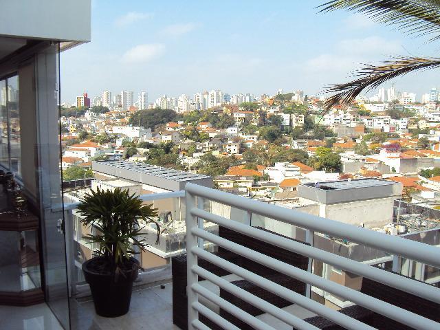 Cobertura à venda, Vila Ipojuca, São Paulo