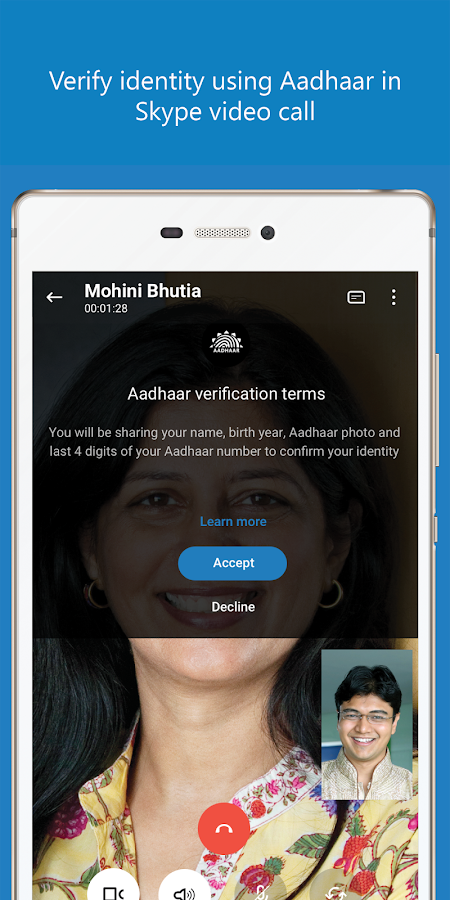 Skype Lite - Chat & Video Call Screenshot 2