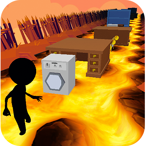 The Floor is Lava (game)