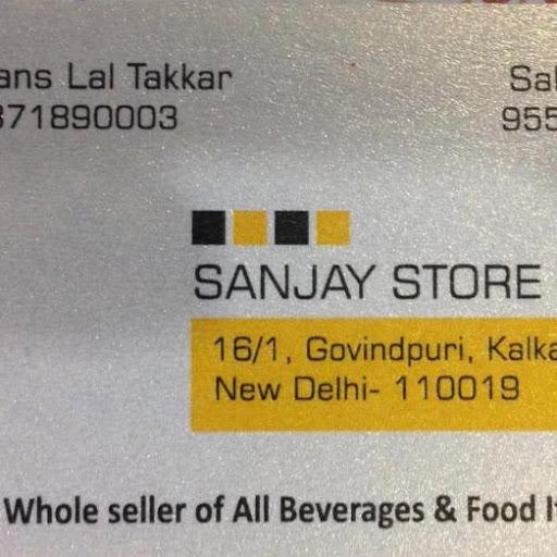 Sanjay Store, Govindpuri, Govindpuri logo
