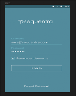 Sequentra - screenshot