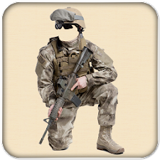 Army Commando Photo Suits