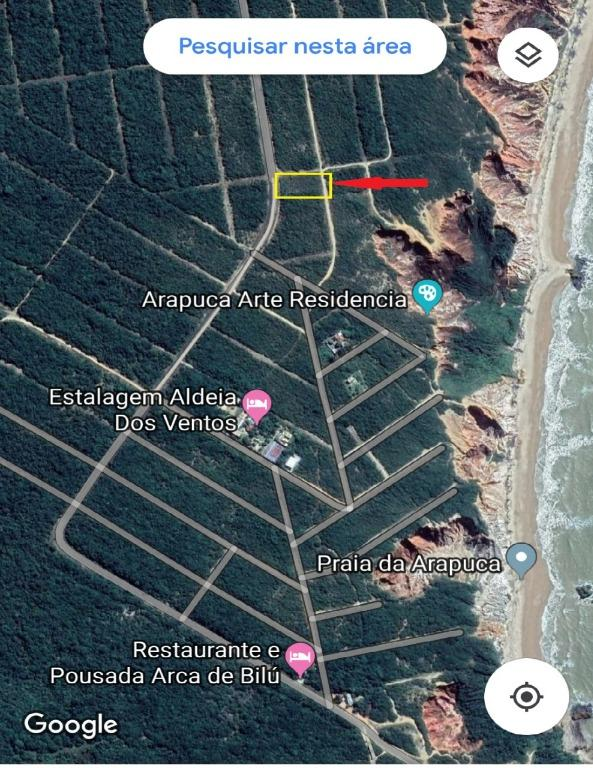 4 lotes juntos em Tambaba, com laudo da SUDEMA, só 130 mil!