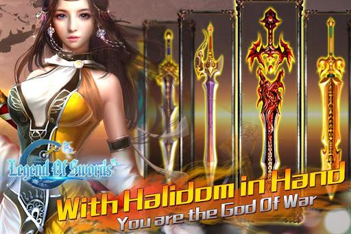 Legend Of Swords - screenshot