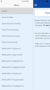 IV Infusion Calculator: Pump & Dosage Calculations for pc