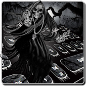 App Hell Devil Death Skull Keyboard Theme APK for Kindle