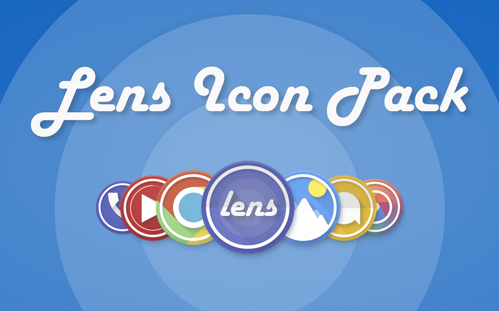 Lens Icon Pack (Unreleased) Screenshot 5