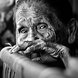 toraja face by Asmadi Sanaky - People Portraits of Women ( #people )