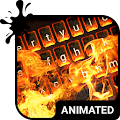Burning Animated Keyboard APK for Lenovo