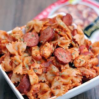 Chicken Jambalaya Pasta Recipes