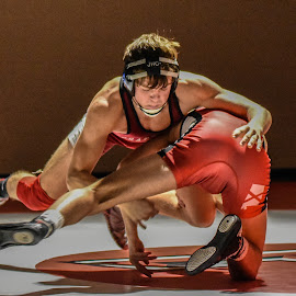 by Jackie Nix - Sports & Fitness Other Sports ( athete, prattville lions, wrestling, tristen powell, grappling, prattville high school )