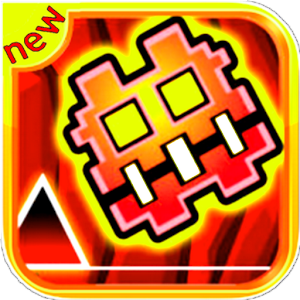 Geometry World Dash Games Icon