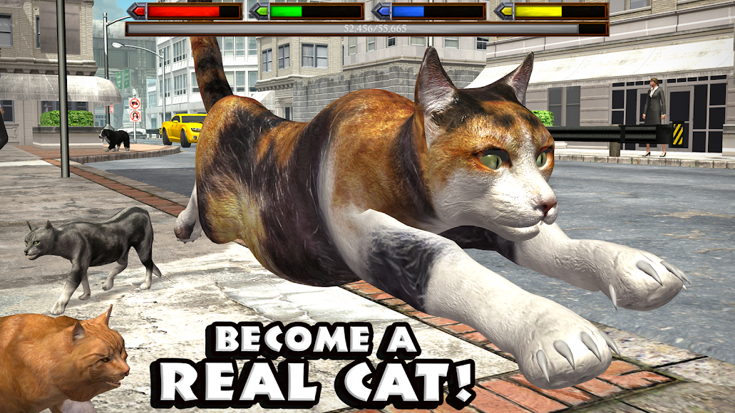 Ultimate Cat Simulator 1.1