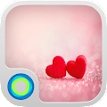 App Romantic Heart Launcher Theme APK for Kindle