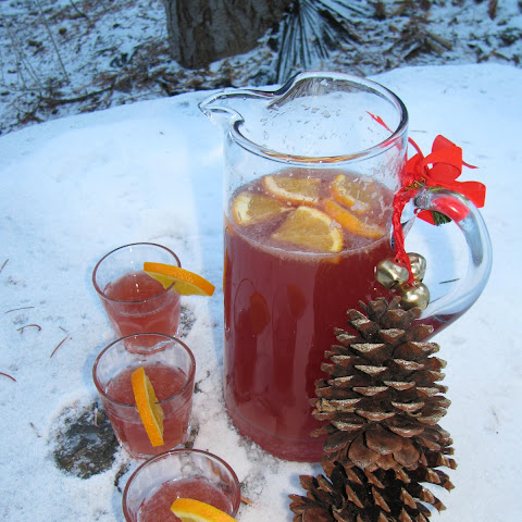Mistletoe Punch