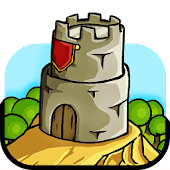 Grow Castle APK for Bluestacks