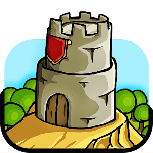 Game Grow Castle APK for smart watch