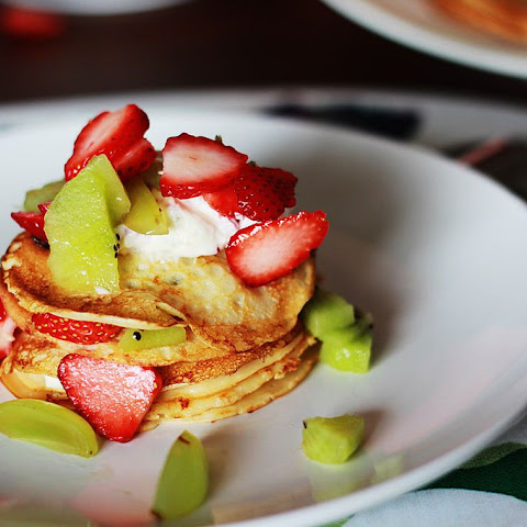 Low-Fat Pancakes