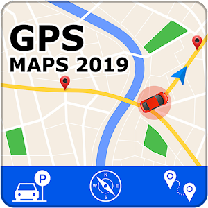 Live GPS Maps 2019 - GPS Navigation Driving Guide For PC / Windows 7/8/10 / Mac – Free Download