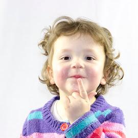 My little gem by Jason Kryger - Babies & Children Child Portraits (  )