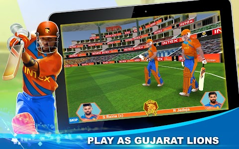 Gujarat Lions T20 Cricket Game APK