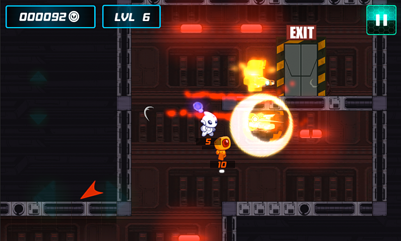 Agent Aliens Screenshot 3